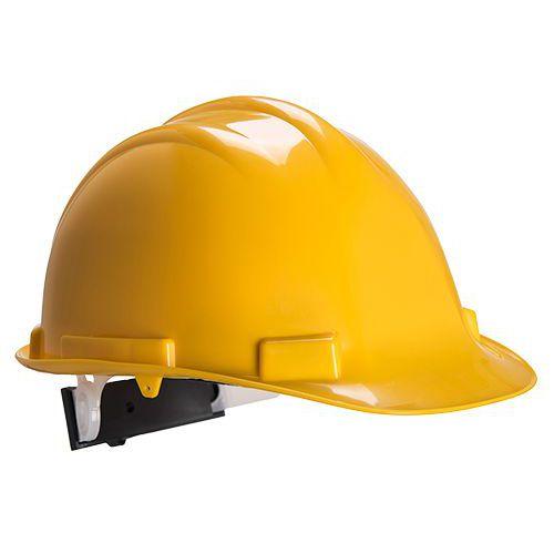 Přilba Expertbase Wheel Safety, žlutá