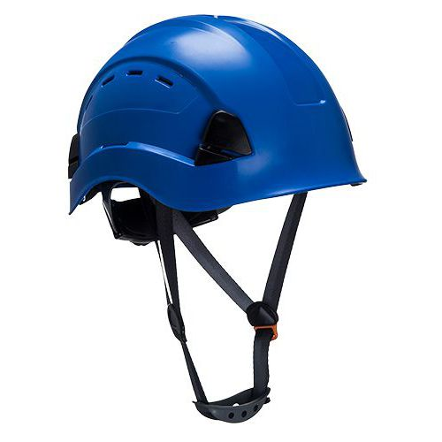 Helma s ventilací Height Endurance, světle modrá