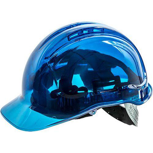 Přilba Peak View ventilovaná, modrá