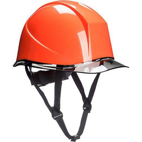 Přilba Skyview Safety, oranžová