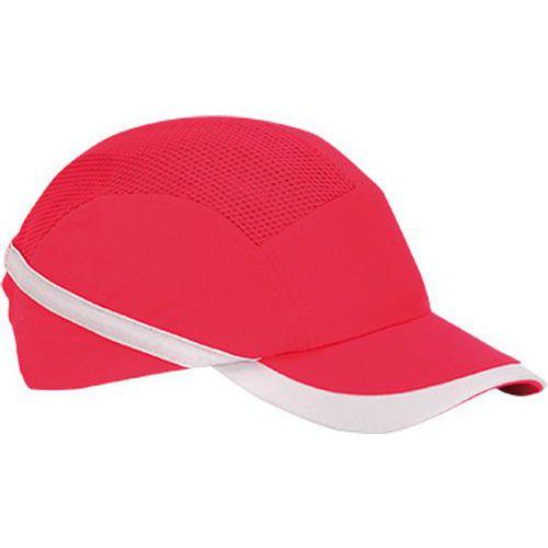 Kšiltovka Vent Cool Bump, červená