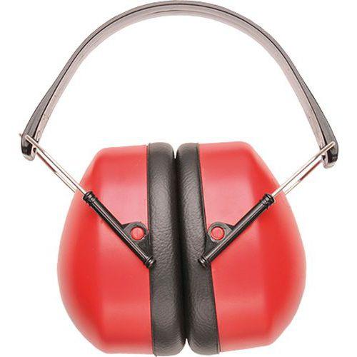 Chrániče sluchu Super, červená
