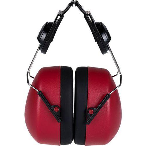 Chrániče sluchu Clip-on, červená