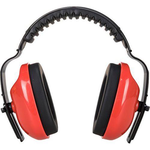 Sluchátka PW Classic Plus, červená