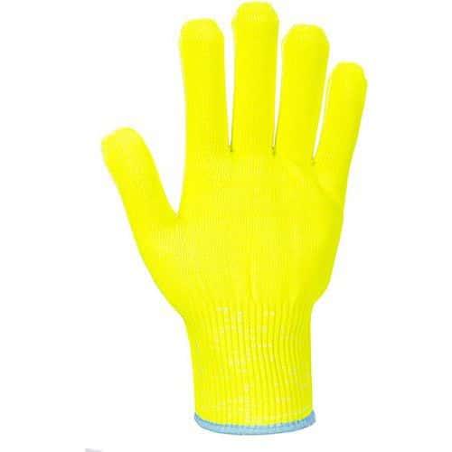 Rukavice Pro Cut Liner, žlutá, vel. XL