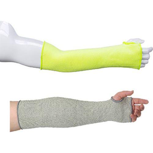 Rukáv proti pořezání 45cm, žlutá