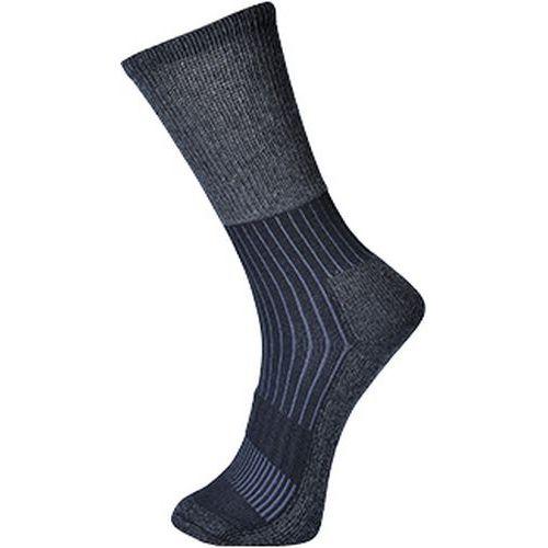 Ponožky Hiker, černá
