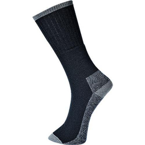 Pracovní ponožky (3 páry), černá