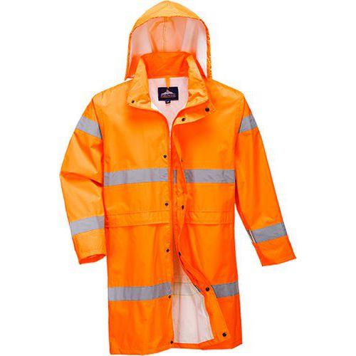 Hi-Vis plášť 100cm, oranžová, vel. S