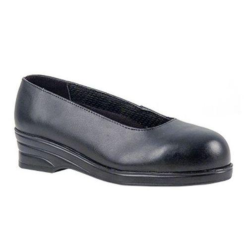 Obuv Steelite Ladies Court S1, černá