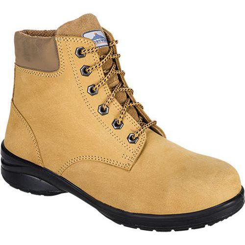 Dámská kotníková obuv Steelite Louisa S3, světle oranžová