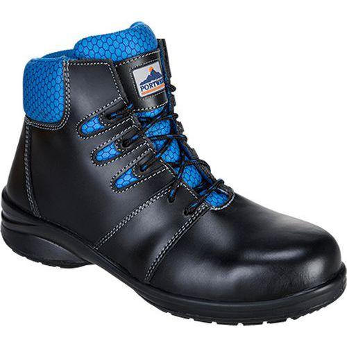 Dámská kotníková obuv Steelite Lily S1P, černá