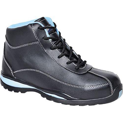 Dámská kotníková obuv Steelite S1P HRO, černá