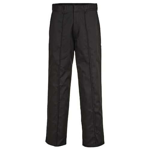 Kalhoty Wakefield, černá