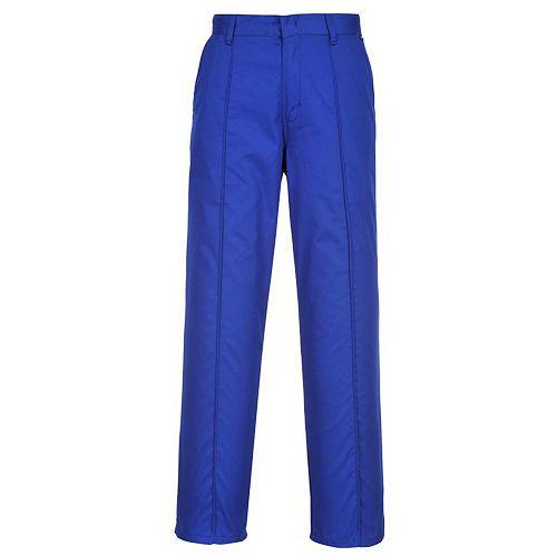 Kalhoty Preston, světle modrá, normální, vel. 38