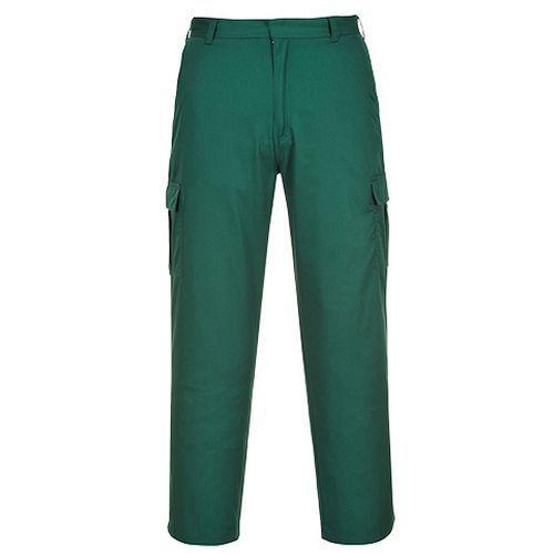 Kalhoty Combat, zelená, normální, vel. 42
