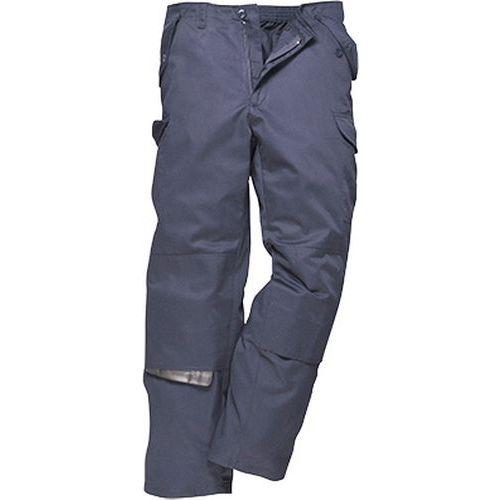 Pracovní kalhoty Combat Plus, modrá, vel. S