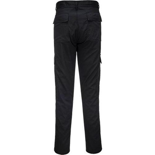 Kalhoty Combat Slim Fit, černá, vel. 30