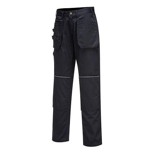 Kalhoty Tradesman Holster, černá