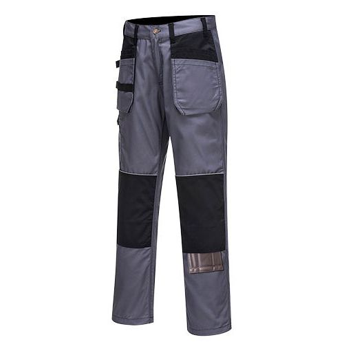Kalhoty Tradesman Holster, šedá