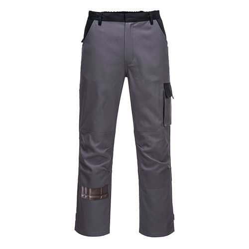 Kalhoty Poznan, šedá