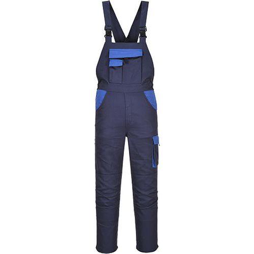 Laclové kalhoty Warsaw, modrá