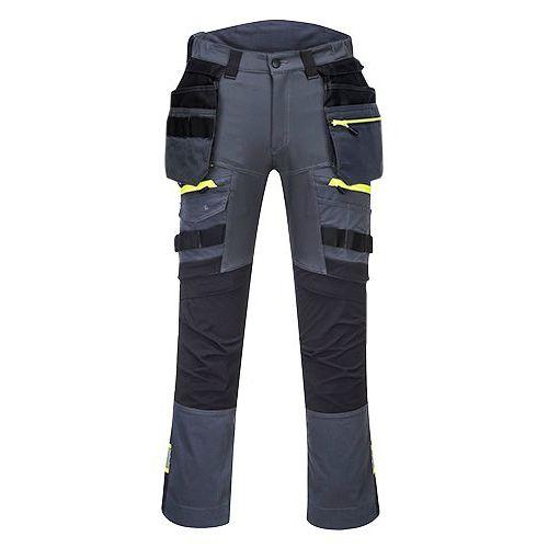 Kalhoty DX4 Holster, šedá