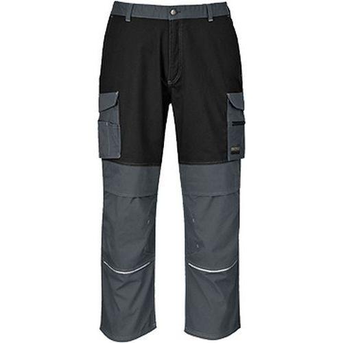 Kalhoty Granite, šedá/černá