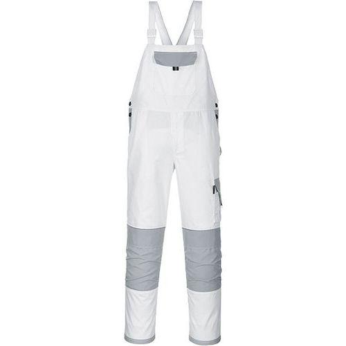Laclové kalhoty Painters Pro, bílá