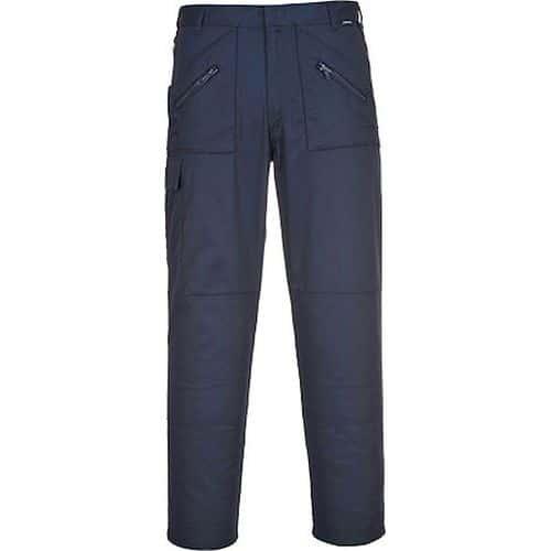 Kalhoty Action, modrá