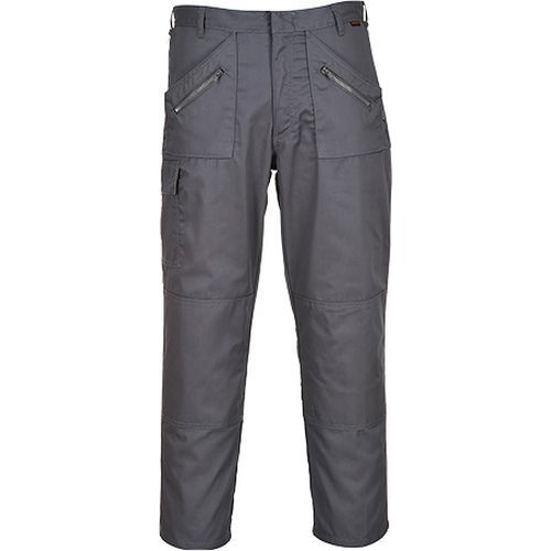 Kalhoty Action, šedá