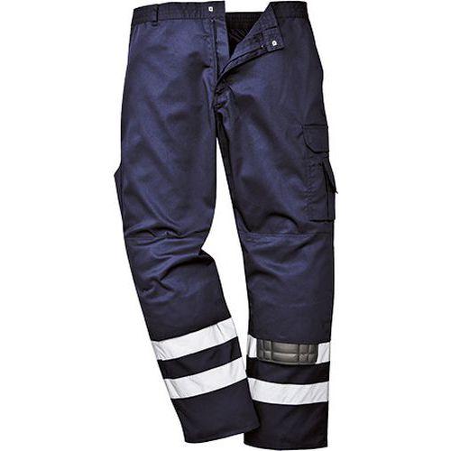 Kalhoty Iona Safety, modrá