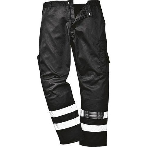 Kalhoty Iona Safety, černá