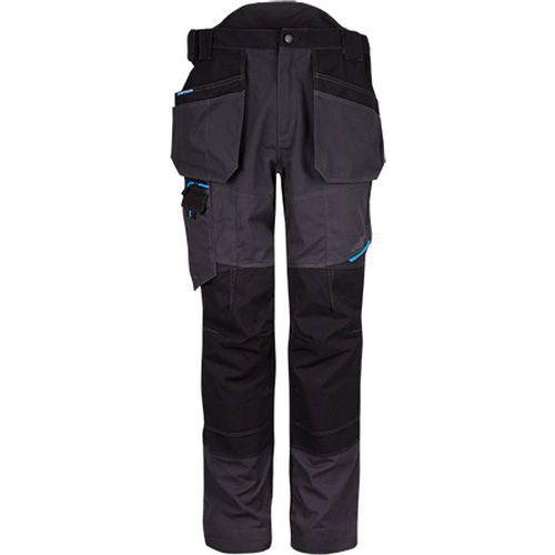 Kalhoty WX3 Holster, šedá, normální, vel. 44