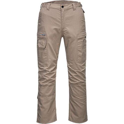 Portwest Kalhoty KX3 Ripstop, béžová, vel. 38