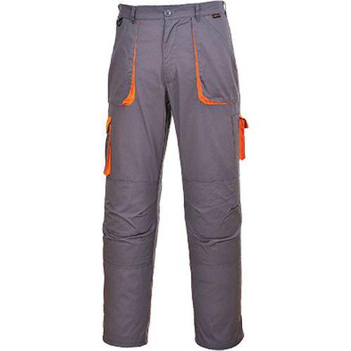 Kalhoty Portwest Texo Contrast, šedá