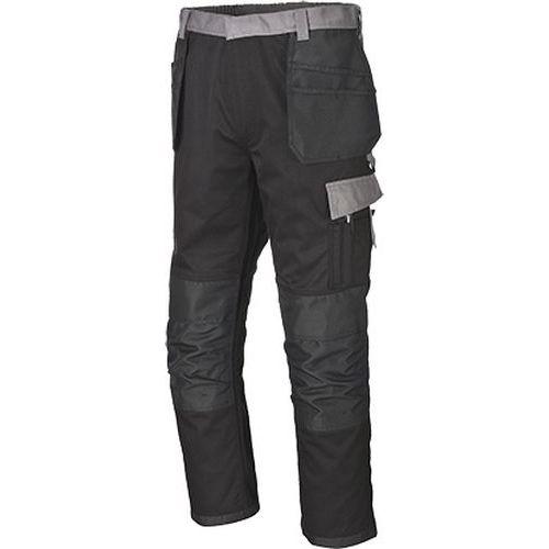 Kalhoty Dresden, černá