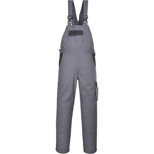 Laclové kalhoty Bremen, šedá