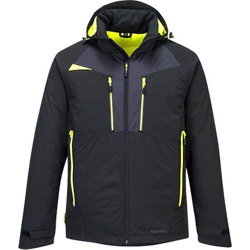 DX4 zimní bunda, černá, vel. XXXL