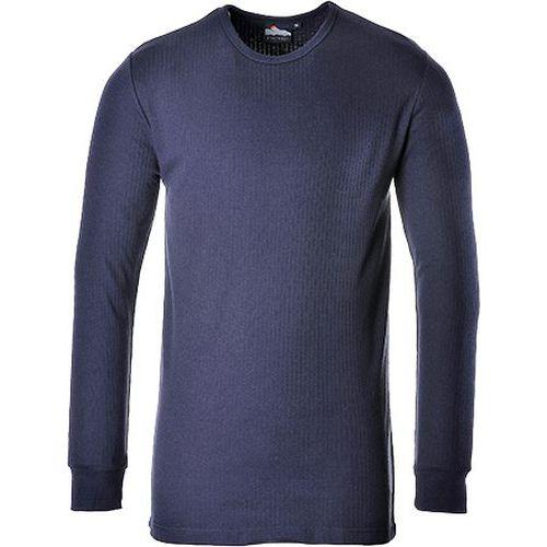 Thermo triko s dlouhými rukávy, modrá, vel. L