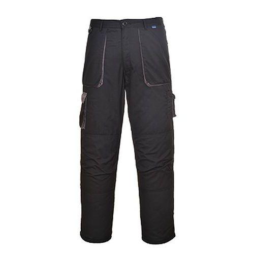 Portwest Texo zateplené kalhoty černá