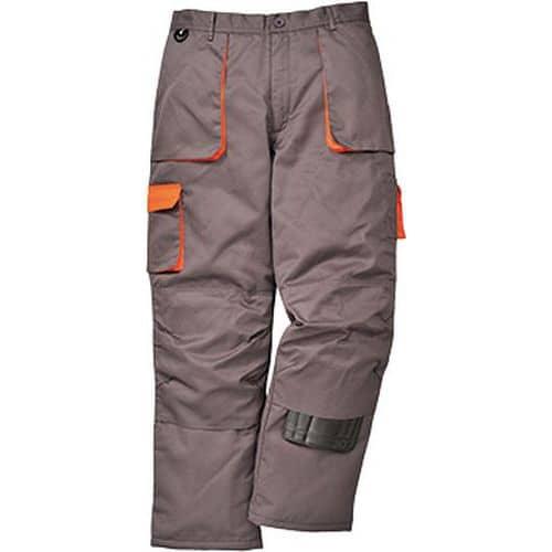 Portwest Texo zateplené kalhoty, šedá