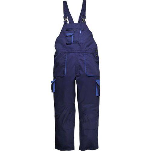 Portwest Texo zateplené laclové kalhoty, modrá