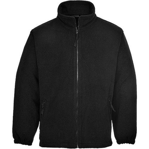 Fleece Aran, černá