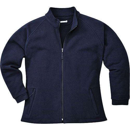 Dámská fleece Aran, modrá