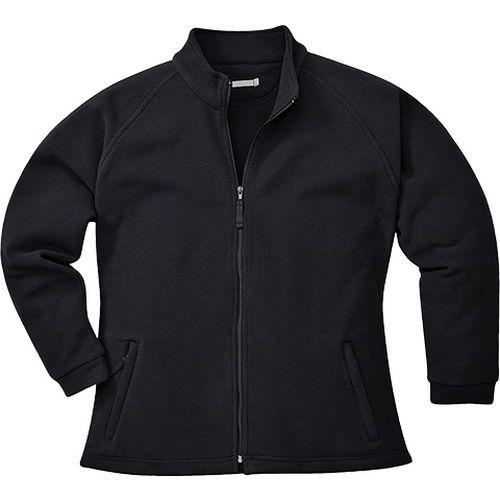 Dámská fleece Aran, černá