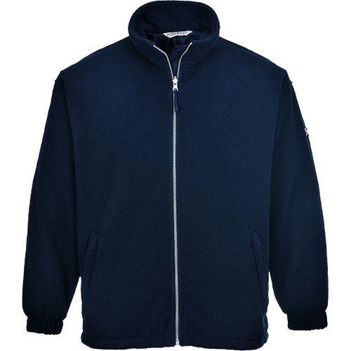 Větruodolná fleece, modrá