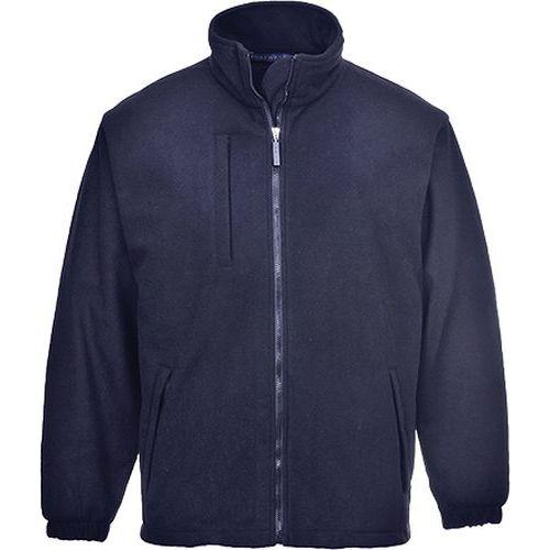 BuildTex fleece (3L), modrá
