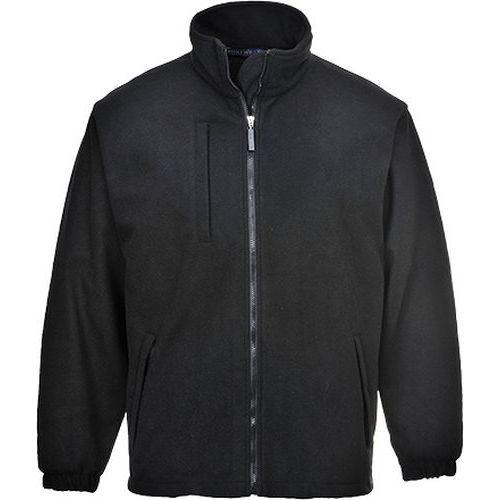 BuildTex fleece (3L), černá