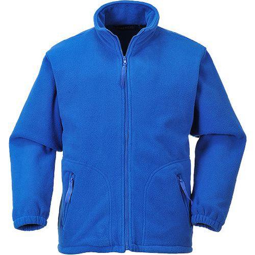 Fleece Argyll Heavy, světle modrá
